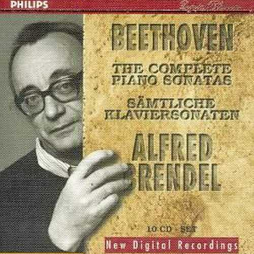 Brendel: Beethoven - Complete Piano Sonatas (10 CD box set, APE)