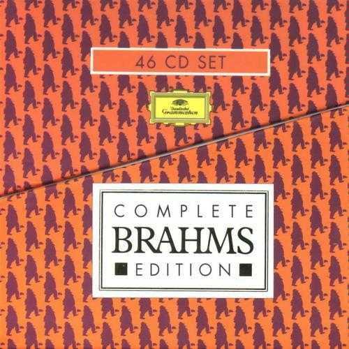 Complete Brahms Edition (46 CD box set, APE)