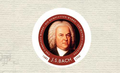 Johann Sebastian Bach: The Complete Works (172 CD box set, APE)