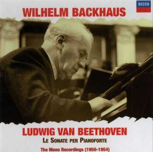 Backhaus: Beethoven - The piano sonatas (8 CD box set, APE)