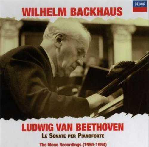 Backhaus: Beethoven - The piano sonatas (8 CD box set, APE)