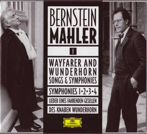 Bernstein: Mahler - The Complete Symphonies & Orchestral Songs (16 CD box set, APE)