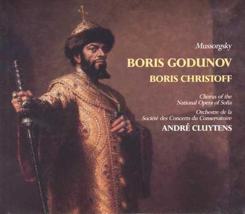 Cluytens: Mussorgsky - Boris Godunov (3 CD, APE)