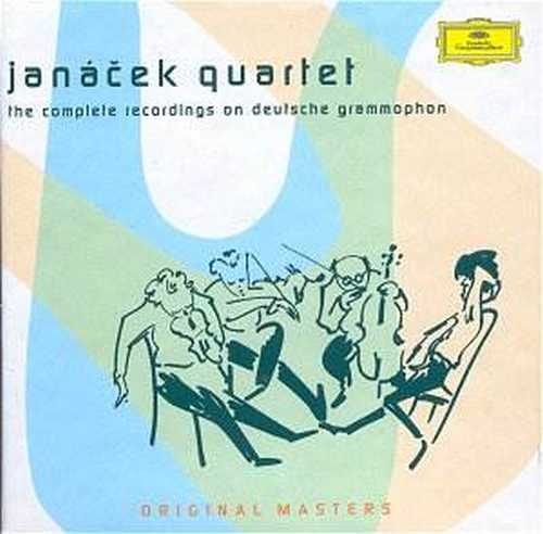 Janacek Quartet: Complete Recordings on Deutsche Grammophon (7 CD box set, APE)