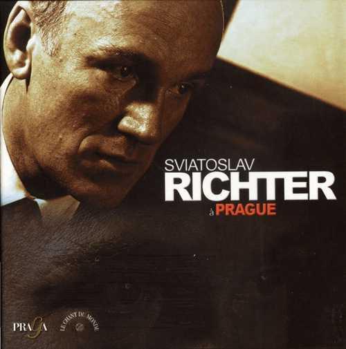 Sviatoslav Richter a Prague (15 CD box set, APE)