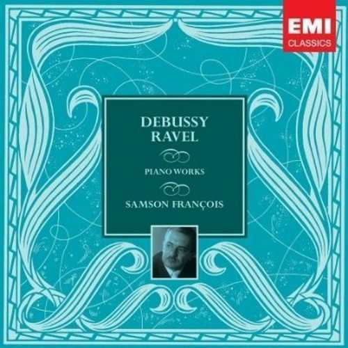 Francois: Debussy, Ravel - Piano Works (6 CD, APE)