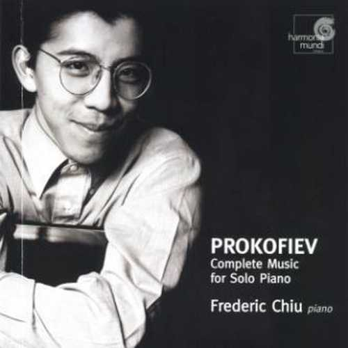 Frederic Chiu: Prokofiev - Complete Music for Solo Piano (10 CD box set, APE)