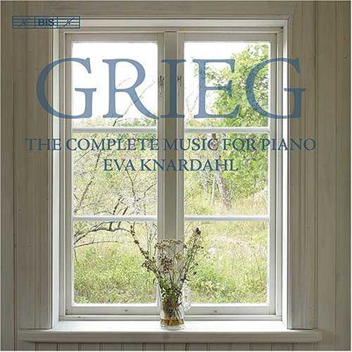 Eva Knardahl: Grieg - The Eva Knardahl: Grieg - The Complete Music for Piano (12 CD box set, FLAC)Music for Piano (12 CD box set, APE)