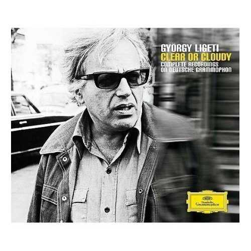 Gyorgy Ligeti: Clear or Cloudy (4 CD box set, APE)
