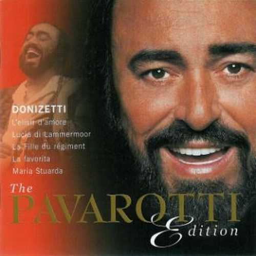 The Pavarotti Edition (11 CD box set, FLAC)