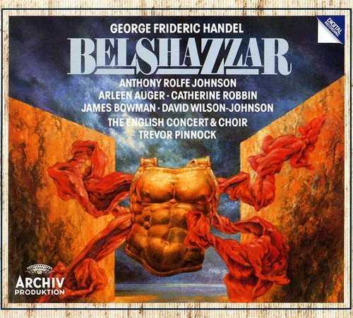 Pinnock: Handel - Belshazzar (3 CD box set, APE)