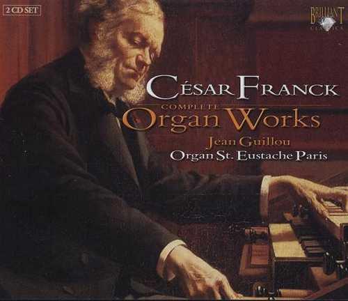 Jean Guillou - Cesar Franck: Complete Organ Works (2CD, APE)