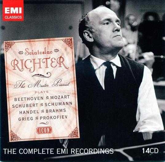 EMI Icon: Richter (14CD boxset, APE)