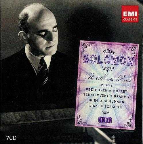 EMI Icon: Solomon (7CD boxset, FLAC)