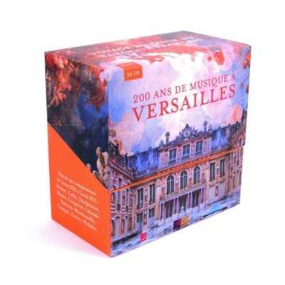 Versailles - 200 Years of Music (20 CD boxset, APE)