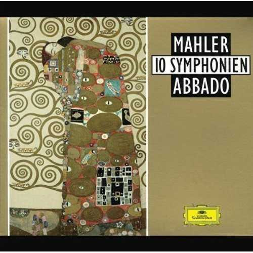 Abbado: Mahler - 10 Symphonien (12 CD box set, FLAC)