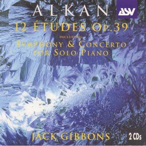 Alkan: 12 Etudes Op. 39 (2CD, APE)