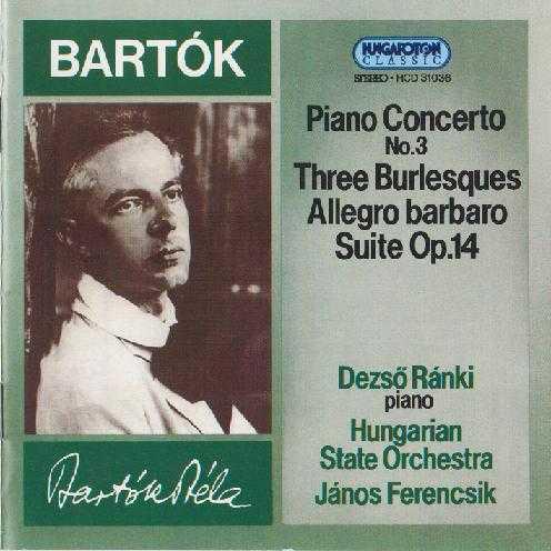 Bartók - Œuvres pour piano seul Bartok_ranki