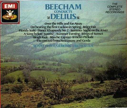 Beecham Conducts Delius (2CD, APE)