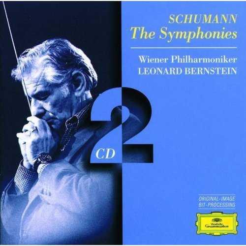 Bernstein: Schumann - The Symphonies (2 CD, APE)