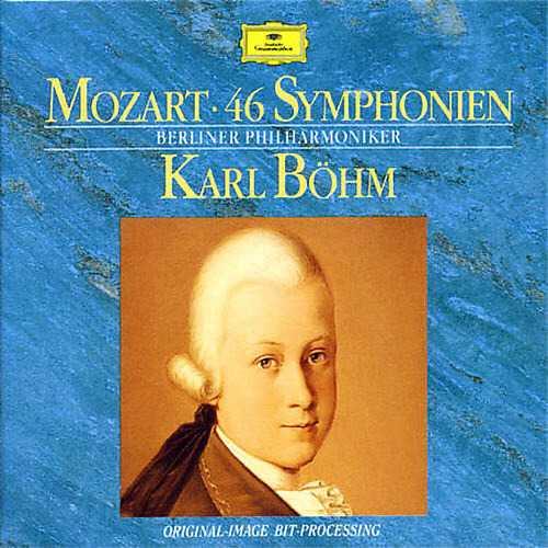 Bohm: Mozart - 46 Symphonies (10 CD boxset, APE)