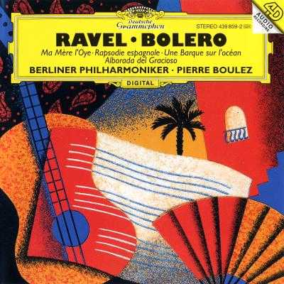 Pierre Boulez - Ravel: Bolero (APE)