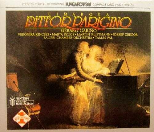Cimarosa: Il Pittor Parigino (2CD, APE)
