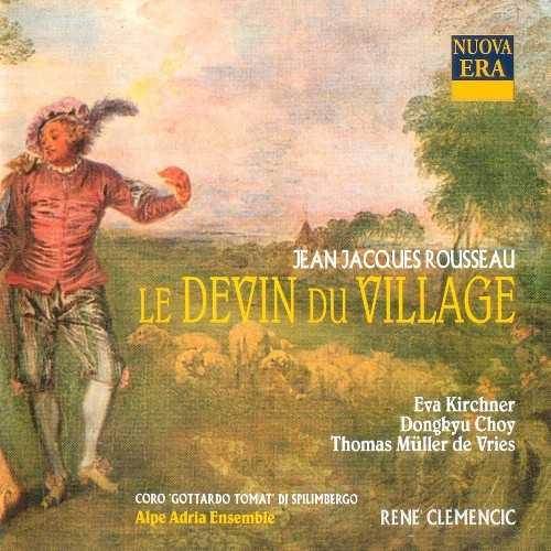 Clemencic: Rousseau - Devin du Village (APE)