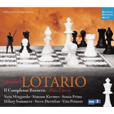 Curtis - Handel: Lotario (2 CD, APE)