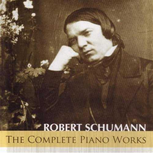 Demus: Schumann - The Complete Piano Works (13 CD box set, APE)