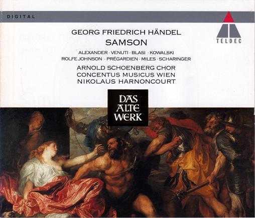Handel - Samson (2CD, APE)