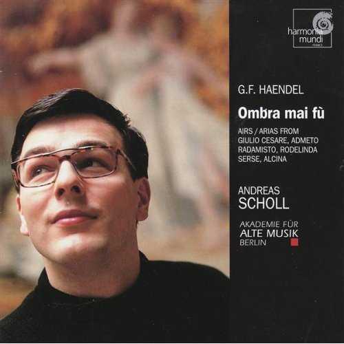 Scholl: Handel - Ombra mai fu (APE)