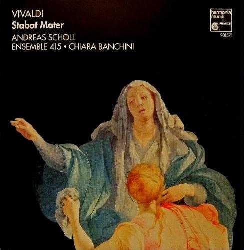 Scholl - Vivaldi: Stabat Mater(1CD, WAV)