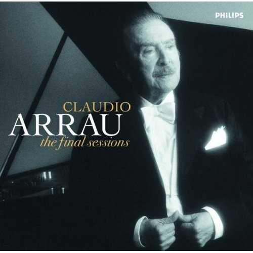 Arrau: The Final Sessions (7CD, APE)