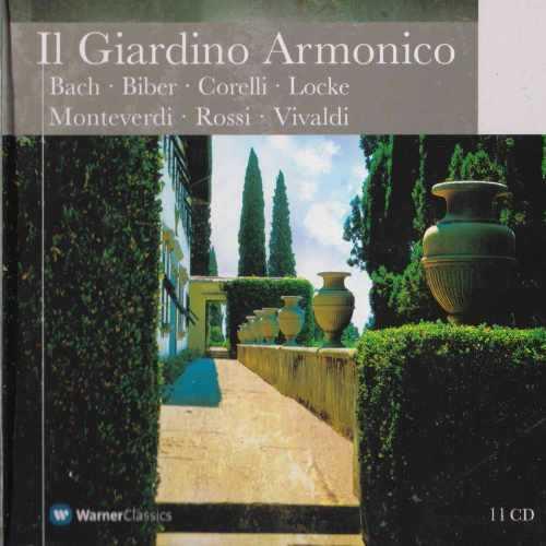 Il Giardino Armonico Anthology (11 CD box set, FLAC)