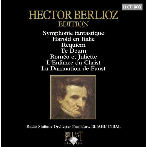 Hector Berlioz Edition (11 CD box set, FLAC)