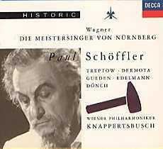 Knappertsbusch - Wagner: Meistersinger von Nurnberg (4CD, APE)