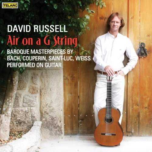David Russell: Air on a G String (1CD, APE)