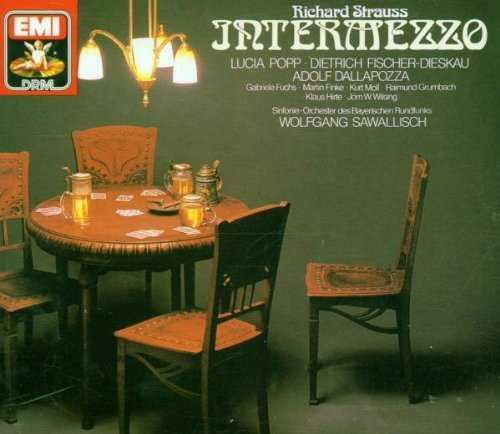 Sawallisch: Strauss - Intermezzo (2 CD, FLAC)