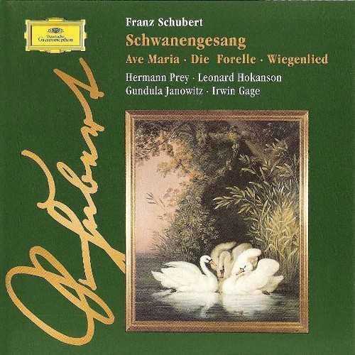 Schubert - Schwanengesang (APE)