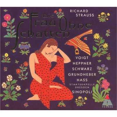 Strauss - Die Frau ohne Schatten (3CD, FLAC)