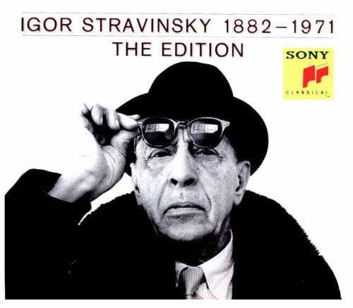 Igor Stravinsky: The Recorded Legacy (22CD boxset, APE)