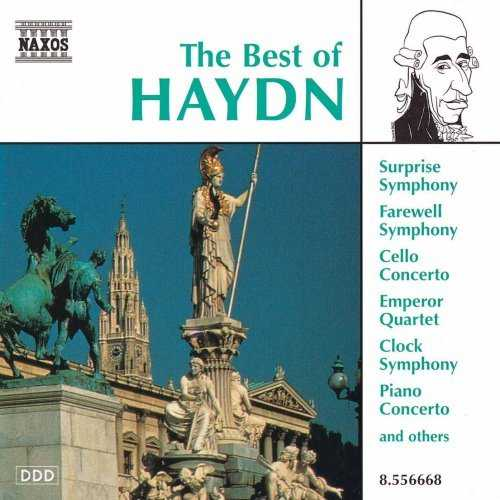 The Best of Haydn (1CD, FLAC)