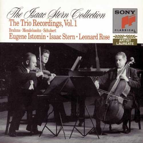 The Isaac Stern Collection. The Trio Recordings vol.1 (3 CD, FLAC)