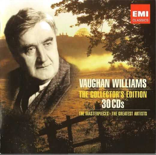 Vaughan Williams: The Collector's Edition (30 CD box set, FLAC)