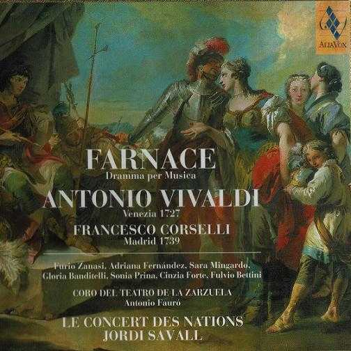 Vivaldi - Farnace (3CD, FLAC)