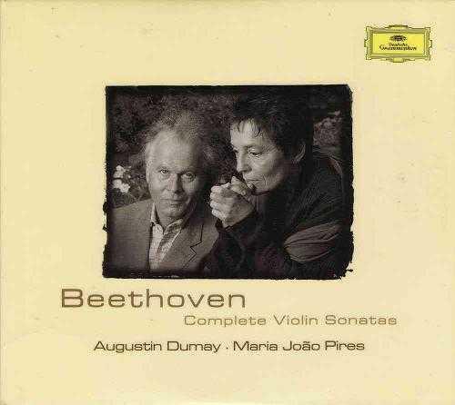 Beethoven: Complete Violin Sonatas (3 CD, FLAC)