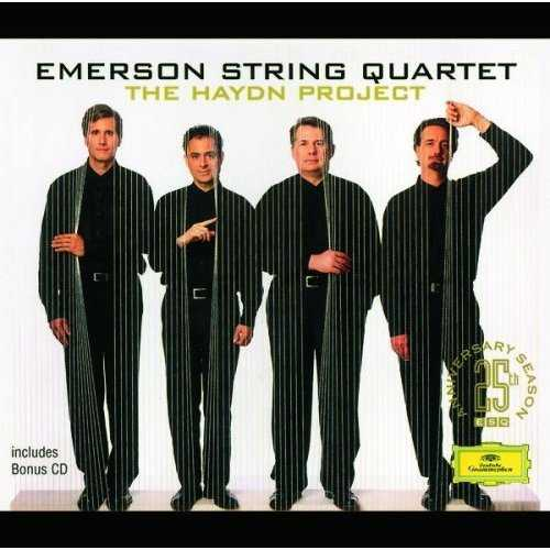 Emerson String Quartet - The Haydn Project (2 CD + Bonus CD, FLAC)