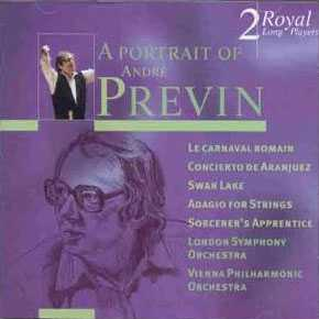 A Portrait of Andre Previn (2 CD, FLAC)