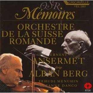 Memoires: Ernest Ansermet Dirige Alban Berg (FLAC)